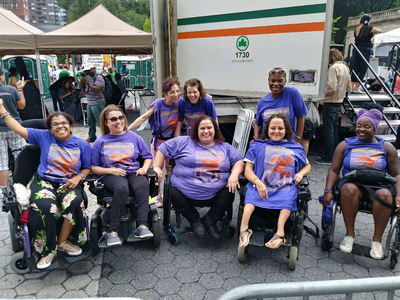 NYC Disability Pride Parade 2018